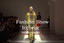 Iceberg / Iceberg collezione e catalogo primavera estate e autunno inverno abiti abbigliamento accessori scarpe borse sfilata donna.