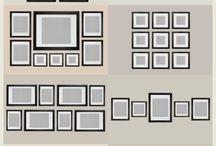 Gallery walls ideas
