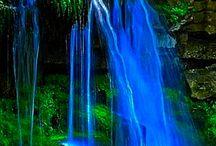 Vodopády - Waterfalls