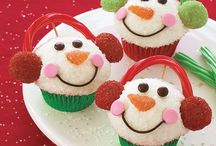 Cupcakes - Christmas  / by Michele