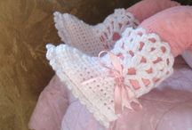 Baby Booties/Slippers / by Tammy Wood