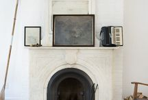 Heart of the Home / fireplaces, mantels, hearths... / by Joanna Morgan Designs