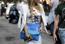 Admiring Street Style / by jennifer brough