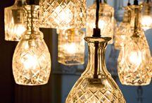 objets & lampes, petits meubles