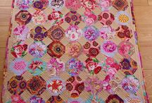 Álbum de quilt... / by Adriana Simoes