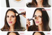 Makeup Tips / by Tessa Naber