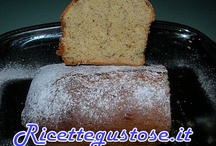 Dolci - Plumcake ricette / Ricette facili per plumcake golosi ! https://www.ricettegustose.it/Categorie_ricette/Plumcake_index.html
