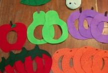 Fun Kid Stuff! / Craft time with kids! / by Dorothy Bramlage Public Library