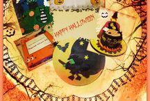 Seasonal Cakes / Easter, Halloween, Christmas and all things seasonal.