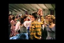 Quirky Square Dance / Unusual square dancing