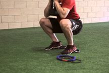 Squats for knee health
