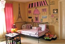 My daughter's room ideas / by Jessica Unger McGahan