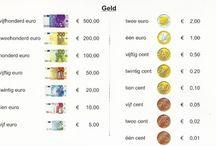 Juf #rekenen - geld/kommagetallen
