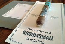 Wedding - Groomsmen / by Marisol Marín-Brito
