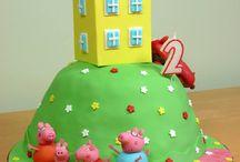 Ethan's Peppa Pig Birthday Ideas
