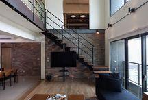 Loft Conversions / Interior loft design for apartments and contemporary condos.