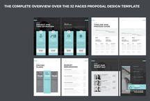 brosur desain