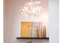 Lighting inspiration / by Laurie Wehring