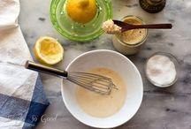 Salad/dressing recipes / by Tina Monson Rheinford