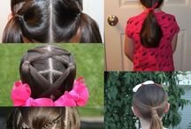 Hair Styles / by Emily Kindle