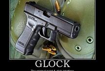 Glock / by Tom Beasley