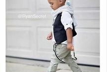Lasten pukeutuminen