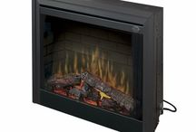 Dimplex Fireplaces / by Goedekers.com
