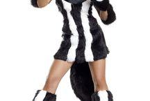 Costumes - Skunks