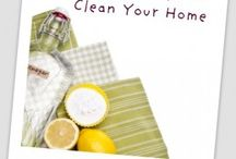 Oh My! Cleaning / Fabulous cleaning ideas and tips :)  / by Ruthie {cookingwithruthie.com}