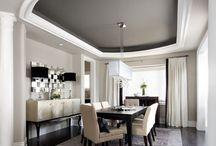 ceilings / álmennyezetek, plafonok