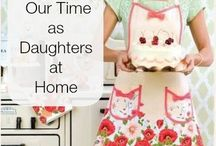 Christian Homemaking / Christian homemaking tips and ideas from bloggers who love God, love their families, and recognize their important role in the home!