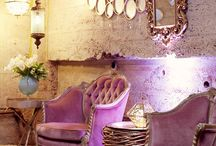 BOHEMIAN / Boho inspired colours and spaces
