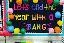 End of the School Year! / Ideas and activities for ending the school year