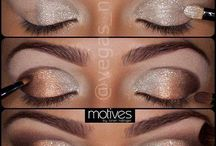 The Eyes Have It! / Eyeshadow makeup ideas and tutorials.