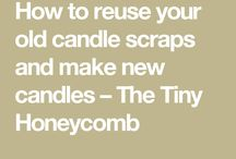 Old candles