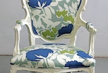 Furniture painted 4 / by Janet Lutova