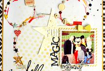 Scrapbooking theme parks / zoo