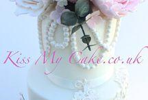 tarta de novia