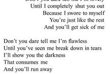 These Flaws / by B-nizzle Fo'realzzle