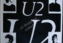 U2 AFFICHES ET POSTERS