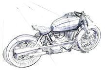 Motor çizim