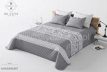 Francuskie narzuty na łóżko