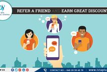 #Refer a #Friend and #Earn #Great #Discount