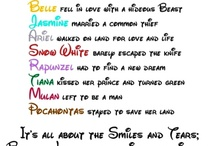 Disney sayings