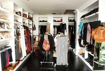 Closets  / by Carley Lanpher