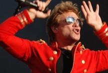Bon Jovi / by Dawn Coleson