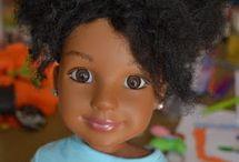 black dollss