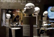 Ausstellungsbau / Museum Aussellung Vitrine