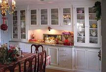 Delicious Dining Rooms / by Kayla Brown