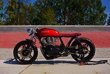 CB750 by Ugly Motors